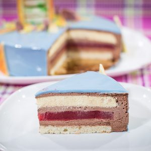 "Торт ""Шоколад и вишня"""